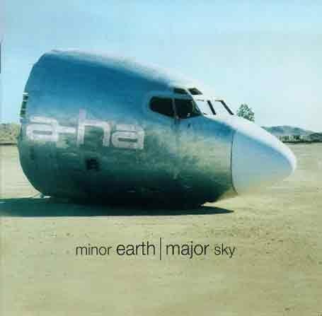 Album A-ha - Minor earth major sky