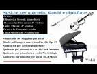 Idyllium Musica Per Quartetto D'archi E Pianoforte