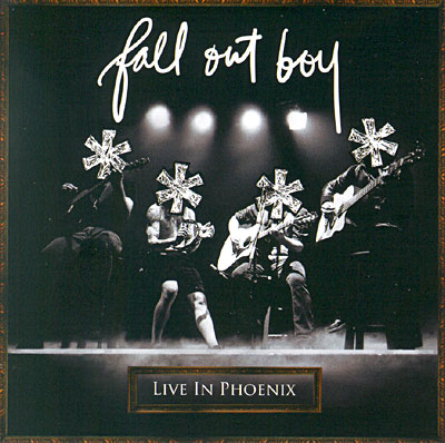 Pochette De Live In Phoenix/inclus Dvd Bonus