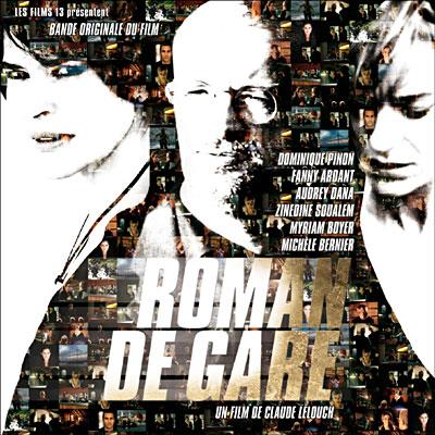 Album Gilbert Becaud - Roman de gare