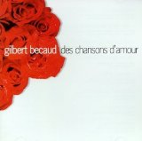 Album Gilbert Becaud - Des chansons d'amour